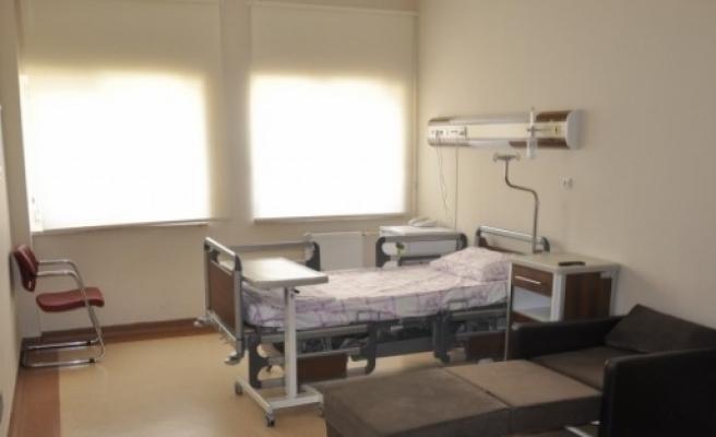 Nevşehir Devlet Hastanesi Servis Odalarındaki Yataklar Yenilendi