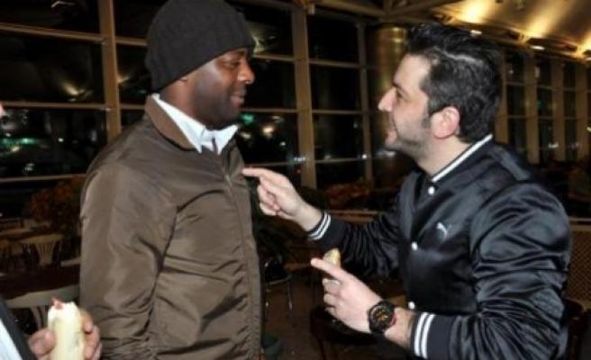 Nihat Doğan ile Pascal Nouma Survivor'da