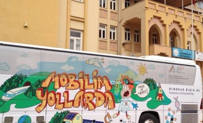 O otobüs Bursa'ya geliyor