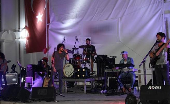 'O Ses' şampiyonu Milas'ta konser verdi