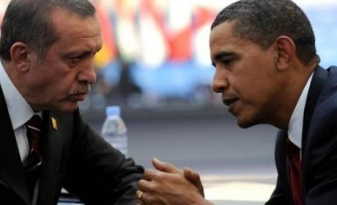 Obama'dan Erdoğan ve Davutoğlu'na telefon!