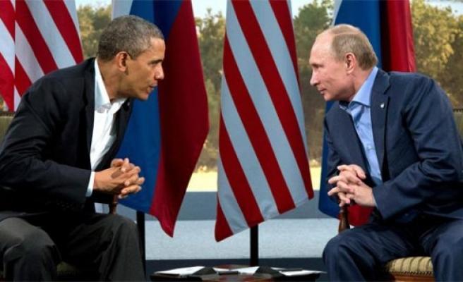 Obama'dan Putin'e Suriye, Azerbaycan ve Ukrayna telefonu