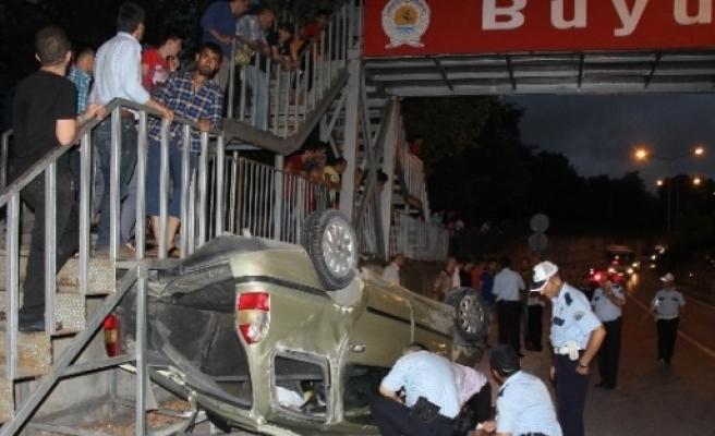 Ölümlü Kazanın Sürücüsü Sahte Kimlikle Yakalandı