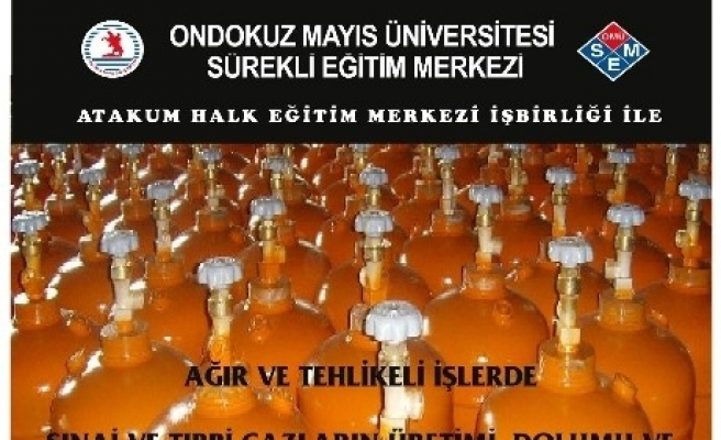 Omü'den Meb Sertifikalı Eğitim