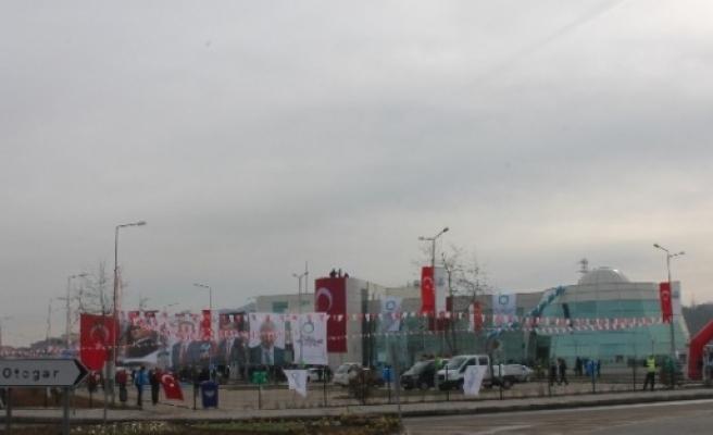 Ordu'nun Standartlara Uygun İlk Terminali Resmen Açıldı