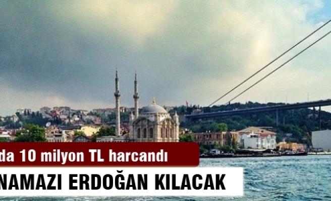 Ortaköy Camii'nin açılışını Başbakan yapacak!