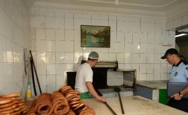 Osmangazi'den Simit Fırınlarına Sıkı Denetim