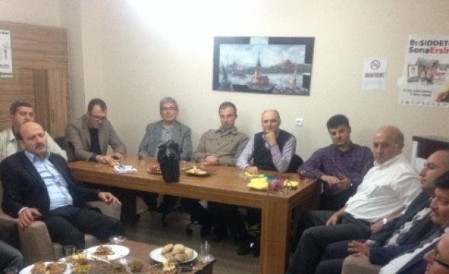 Osmaniye'de Hastanelerin Sorunları Çalişma Toplantısı