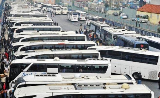Otobüs firmalarına kritik şoför uyarısı