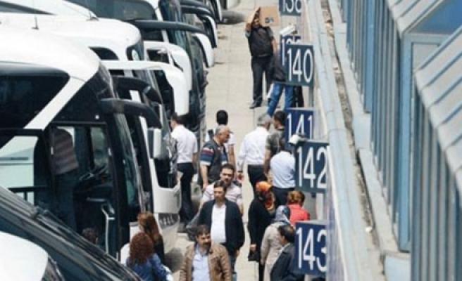 Otobüslerdeki büyük tehlike