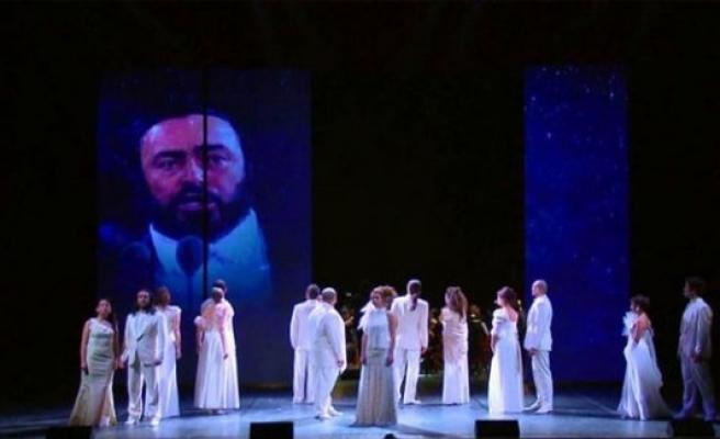 Pavarotti'nin mirası Türkiye'de