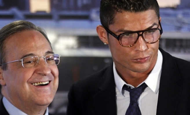 Perez, Ronaldo'nun biletini kesti!