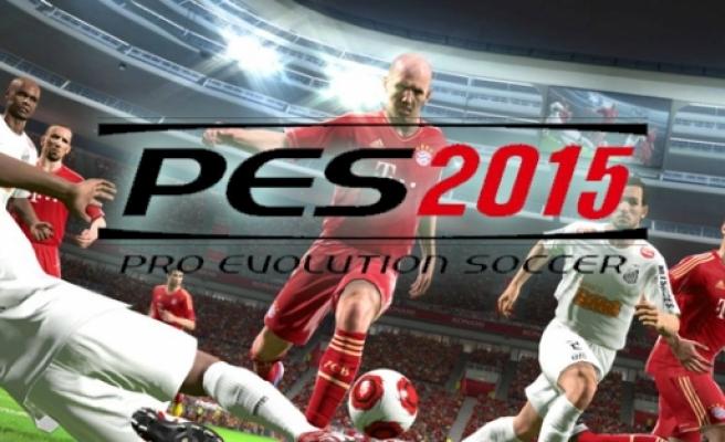 PES 2015 satışta!