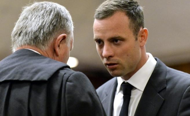 Pistorius'un cinayet sonrası çekilmiş fotoğrafları ortaya çıktı
