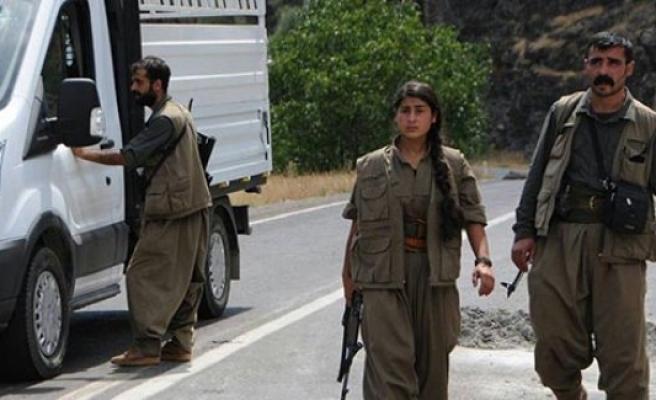 PKK'nın 'Dersim' sorumlusu öldürüldü