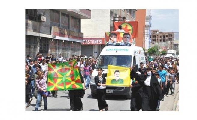 PKK'dan şok eden yasak!
