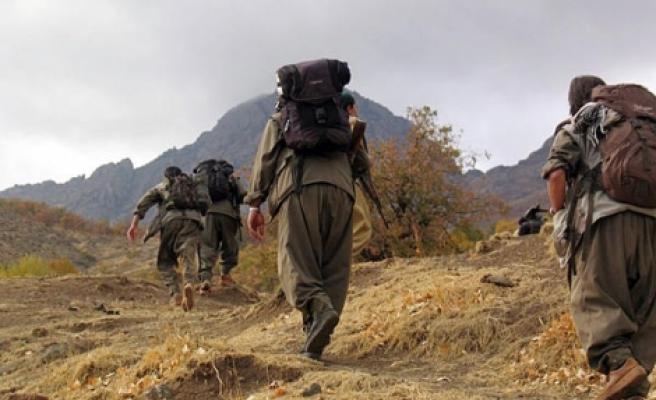 PKK'nin bölge sorumlusu öldü