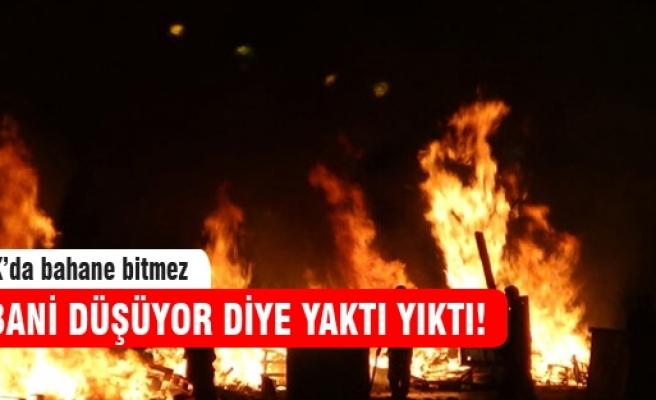 PKK'nın katliam bahaneleri!