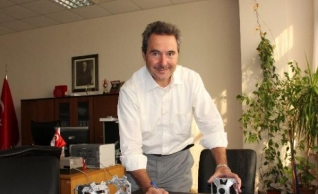 Prof. Dr. Atik, Cbü Rektörlüğü İçin Adaylığını Açıkladı