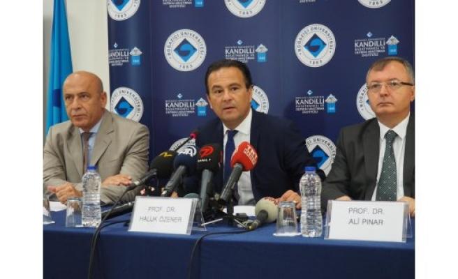 """Prof. Dr. Özener: """"Bir gün Marmara'da büyük bir deprem olacak"""""""
