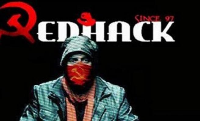 Redhack Twitter'dan silindi