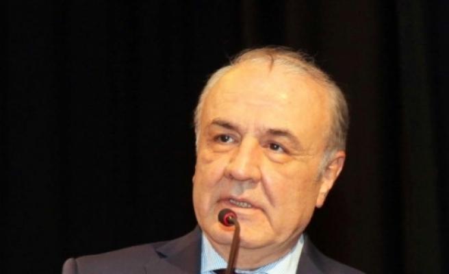 Rektör Prof. Dr. Coşkun'dan Sağduyu Çağrisi