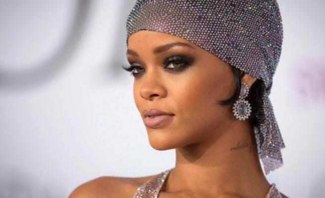 Rihanna Dünya Kupası'nda!