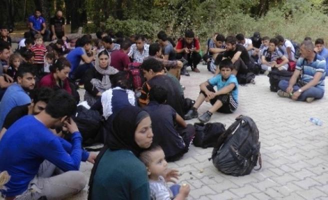 Rodos'a Umuda Yolculuk Fethiye'de Noktalandı