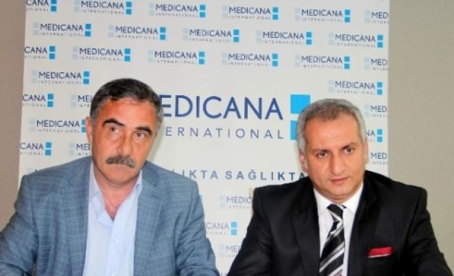 Samsun Esob, Medicana İle Anlaşma İmzaladi