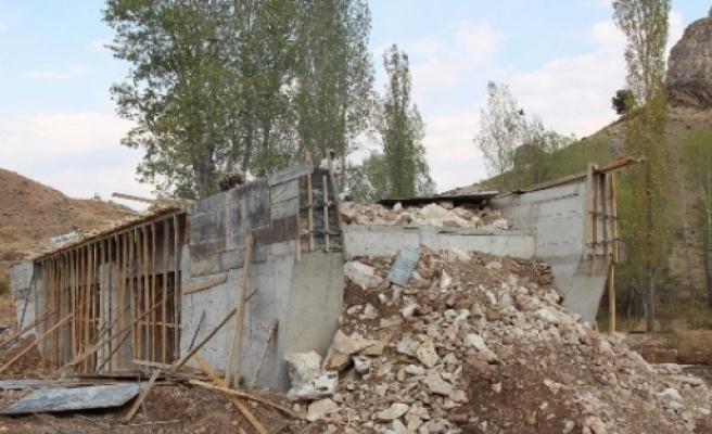 Sancakkale Köprüsü Yapımına Başlandı