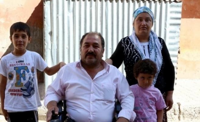 Şehitkamil Belediyesi Engelli Vatandaşlara Yardımcı Olmaya Devam Ediyor