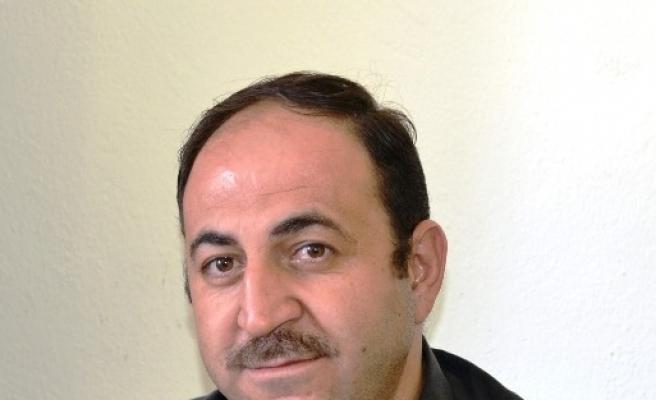 Şeker-iş Sendikası Kayseri Şube Başkanı İsmail Yücer: