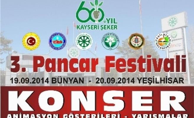 Şeker Pancarının Festivali Üçüncü Yılında