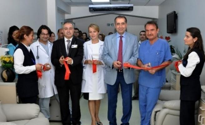 Şifa'da Radial Anjiyo Ünitesi Hizmete Girdi