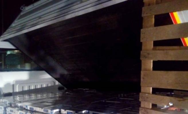 Siirt'te 10 Bin 250 Paket Kaçak Sigara Ele Geçirildi