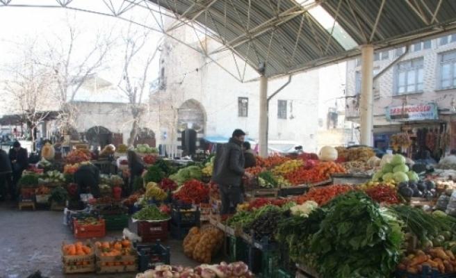 Soğuklar Meyve Sebze Fiyatlarını 2'ye Katladı
