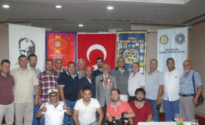 Söke Rotary Kulübü Yeni Döneme Önem Veriyor