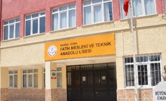 Soma'da Bazı Okulların İsimleri Değişti
