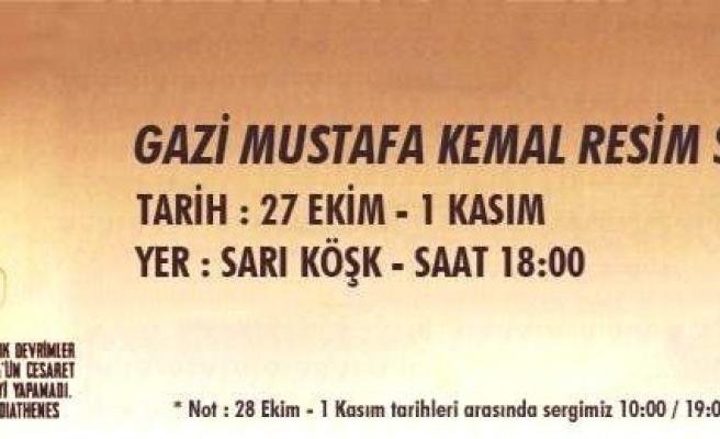 Süleymanpaşa'da 27 Atatürk Resmi Sergilenecek