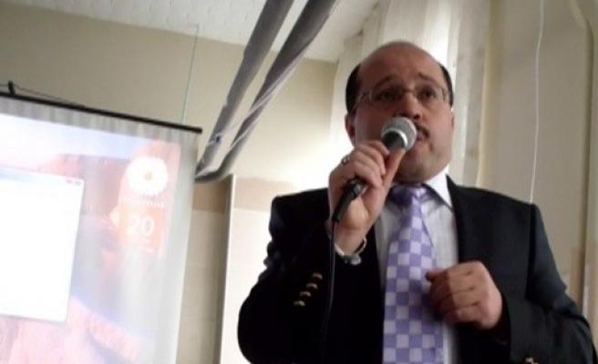 Sungurlu Anadolu İmam Hatip Lisesi'nde Proje Tanıtımı