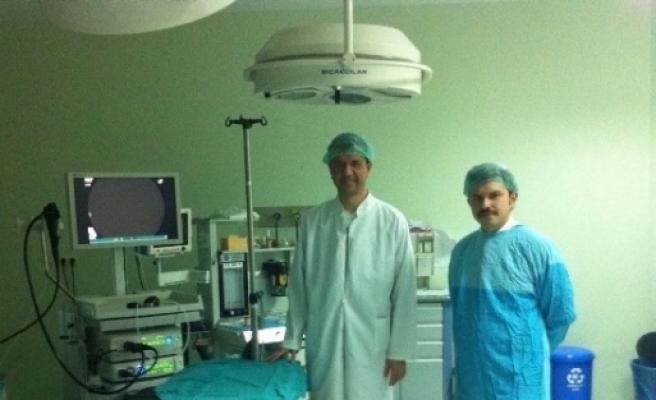 Sungurlu Devlet Hastanesine Endoskopi Ve Kolonoskopi Cihazı Alındı