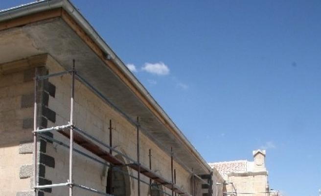 Tarihi Hükümet Konağı Restorasyonu Tamamlanıyor