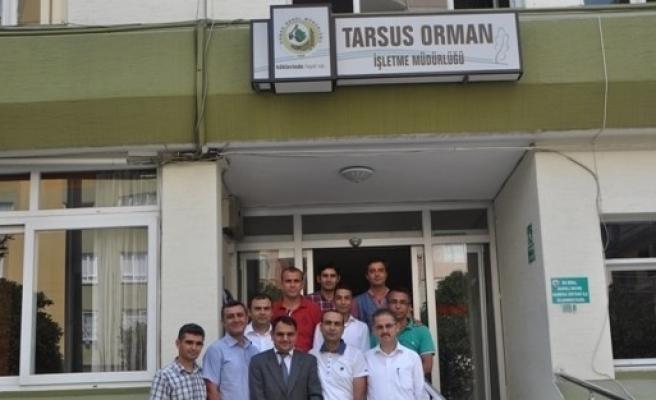 Tarsus Orman İşletmesinde Görev Değişimi