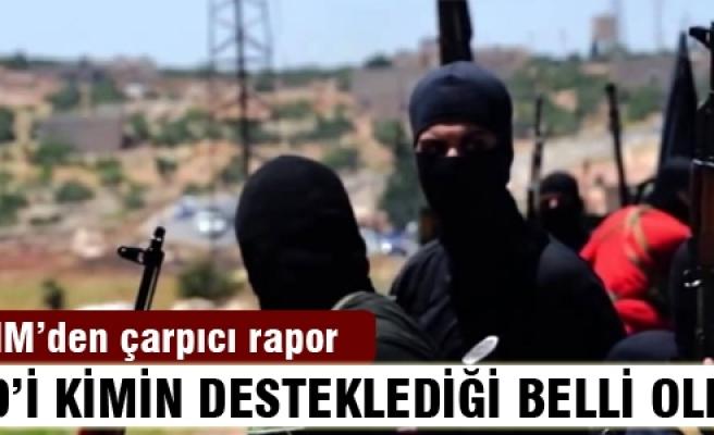 TBMM'den IŞİD'le ilgili çarpıcı rapor