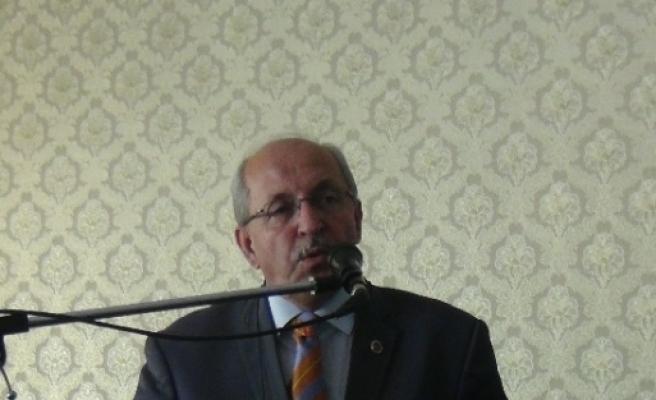 Tekirdağ Büyükşehir Belediye Başkanı Kadir Albayrak, Muhtarlarla Bir Araya Geldi