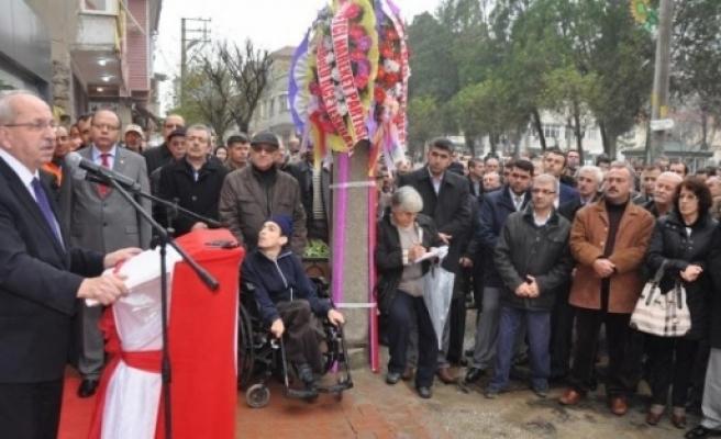 Tekirdağ Büyükşehir Belediyesi Hayrabolu Hizmet Binası Törenle Hizmete Açıldı