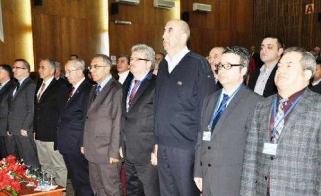 Tekirdağ Büyükşehir Belediyesi Kent Konseyi Başkanlık Seçimi Yapıldı