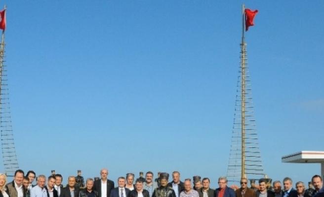 Tekirdağ Tso'dan Samsun'a Çalişma Gezisi