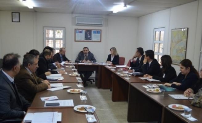 Tekirdağ'da Geçici Koruma Altındaki Yabancılarla İlgili Koordinasyon Toplantısı Yapıldı