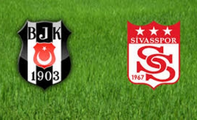 TFF'den Beşiktaş-Sivasspor maçıyla ilgili açıklama